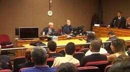 Policial acusado de matar empresário Francélio Holanda é julgado