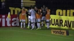 Os gols de Criciúma 1 x 3 América-MG pela 3ª rodada do Campeonato Brasileiro Série B
