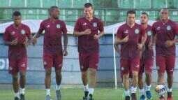Guarani segue vice na liderança da série B e se prepara para jogar em Goiânia