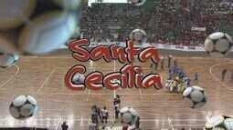 Confira como foi a final da Copa TV Tribuna de Futsal Escolar