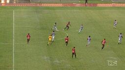 MAC goleia o River pelo Campeonato Brasileiro