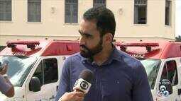 Governo entrega ambulâncias para reforçar atendimentos do Samu