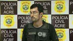 Lidson Almeida fala sobre as ocorrências deste fim de semana em Rio Branco; veja