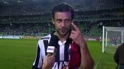 """Fred mostra preocupação com goleiro que levou joelhada: """"Não tive como comemorar"""""""