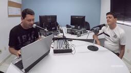 Universo Santástico - Veja como funciona a Rádio Santos Futebol Clube