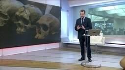 Grupo de cientistas anuncia descoberta de fósseis do Homo sapiens