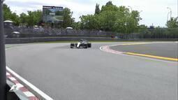 As poles de Hamilton em 2016 e a de Senna em 1992 em Montreal