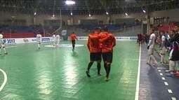 Os gols de Guarapuava 1 x 5 Carlos Barbosa pela Liga Nacional de Futsal