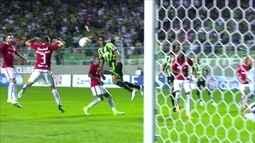 Os gols de América-MG 1 x 1 Internacional pela 7ª rodada da série B do Brasileiro