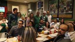 TV Palmeiras - Uma noite na Cantina Palestra no Dia dos Namorados