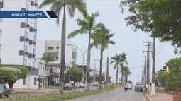 Frente fria atinge várias cidades de Rondônia nesta quarta-feira, 20