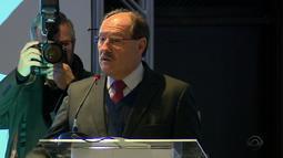 Aumento no efetivo policial é anunciado por Sartori em fórum de segurança no RS