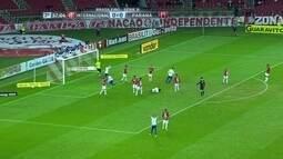 Melhores momentos: Internacional 0 x 0 Paraná pela série B do Campeonato Brasileiro