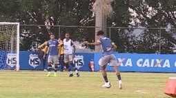 Atlético e Cruzeiro se preparam para a próxima rodada do brasileirão