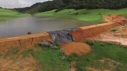 MP-AL recebe laudo sobre situação de barragens no município de Pindoba