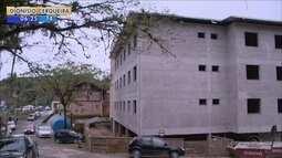 Hospital de Blumenau que está em reforma deve ter obras concluídas antes do prazo