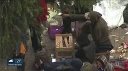 Polícia diz que traficantes motivam dependentes a voltarem para a Cracolândia