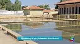 Manutenção na ETA central deixa abastecimento irregular em Cuiabá