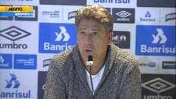 Grêmio faz 2 a 0 no Coritiba