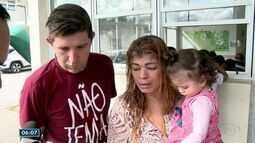Pacientes relatam angústia pela busca de notícias das vítimas de acidente em Guarapari, ES