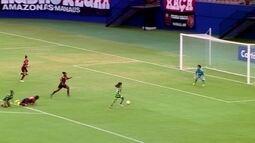 Iranduba, do Amazonas,surpreende o Fla e avança para a semifinal do Brasileirão feminino