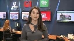 Mayara Corrêa traz os destaques do G1 Sorocaba e Jundiaí nesta sexta-feira