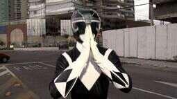 Em movimento: Power Ranger capixaba no 'EMME', 24
