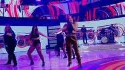 'Bang'! Anitta agita o Caldeirão com hit