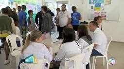 Projeto 'Meu Bairro' oferece serviços à população no Bairro Araújo em Juiz de Fora