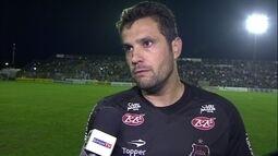 Marcelo Pitol quer pensar apenas pa próximo jogo do Brasil-RS