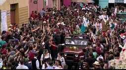 Carretella Del Vin de Santa Teresa celebra a vinda de imigrantes italianos para o ES