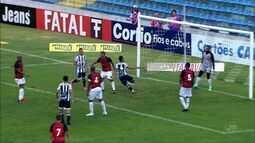 Por 3 a 0, Ceará derrota Oeste pela Série B do Campeonato Brasileiro
