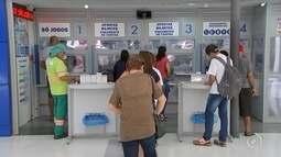 Prêmio de R$ 130 milhões da quina de São João enche lotéricas na região