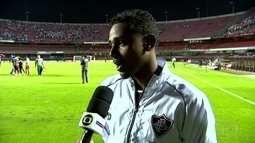 """Wendel comemora golaço com a camisa do Fluminense: """"Foi sorte"""""""