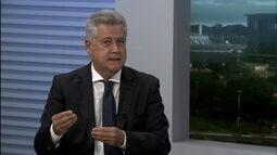Rodrigo Rollemberg explica projeto de regularização de áreas do DF