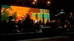 Espetáculo no Parque das Águas leva Orquestra da UFMT e convidados