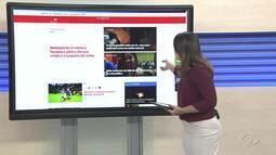Confira as principais notícias do G1 Alagoas desta terça-feira (27)