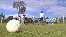 Jovens atletas de Santarém participarão da copa '2 de julho' que será realizada na Bahia