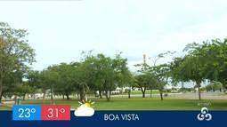 Veja a previsão do tempo para esta terça-feira (27) em Roraima