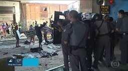 Moradores da favela do Moinho bloqueiam a linha Diamante da CPTM após morte de morador