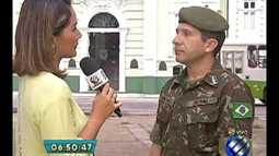Alistamento militar vai até 30 de junho em Belém