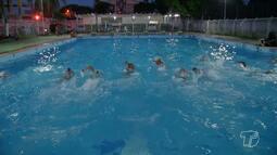 Adolescentes de Santarém participarão de competição de Aquatlon em Manaus