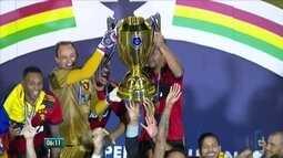Sport vence o Salgueiro e comemora o 41º título de campeão pernambucano