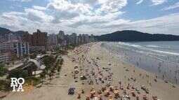 Chamada - Rota do Sol - Praia Grande - 01/07/2017