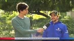 Daniel Serra fala sobre a conquista da Corrida do Milhão em Curitiba