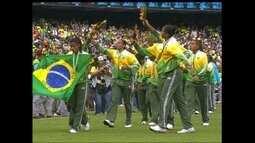 Brasil encerra participação no Pan do Rio em 2007 com a melhor participação da história