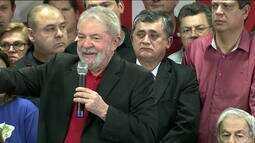 'Vamos recorrer em todas as instâncias', diz Lula