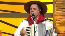 Dilceu Santos é atração do 'Galpão Crioulo' desta semana (bloco 3)