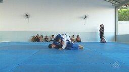 Inscrições para a Copa Norte Ambiental de Jiu-jitsu estão abertas