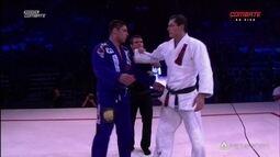 Marcos Buchecha comenta duelo contra Roger Grace, pelo Gracie Pro